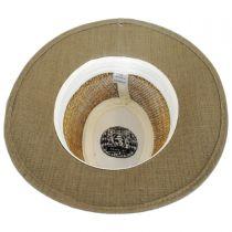 Seagrass Straw Safari Fedora Hat alternate view 4