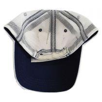 Marlin Mesh Trucker Adjustable Baseball Cap in
