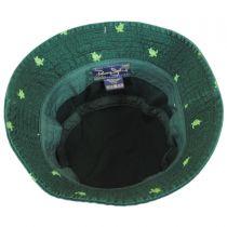 Kids' Nautical Animal Cotton Bucket Hat in