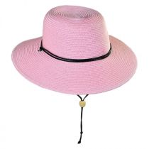 Kids' Chincord Toyo Straw Sun Hat alternate view 2