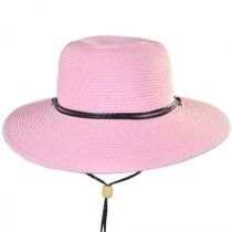Kids' Chincord Toyo Straw Sun Hat alternate view 3