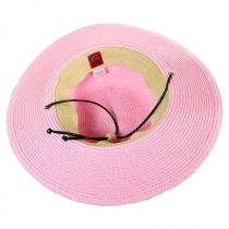Kids' Chincord Toyo Straw Sun Hat alternate view 5