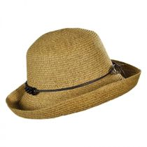 Shell Chain Toyo Straw Kettle Brim Sun Hat alternate view 7
