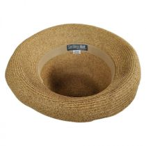 Shell Chain Toyo Straw Kettle Brim Sun Hat alternate view 8