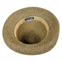 Shell Chain Toyo Straw Kettle Brim Sun Hat alternate view 4