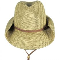 Heather Toyo Straw Cowboy Hat alternate view 2