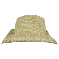 Heather Toyo Straw Cowboy Hat alternate view 3