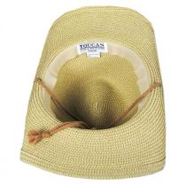 Heather Toyo Straw Cowboy Hat alternate view 4