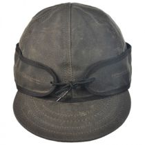 Waxed Cotton Cap alternate view 2