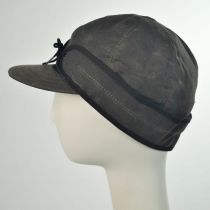 Waxed Cotton Cap in