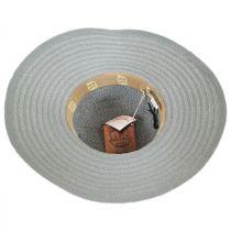 Links Straw Swinger Hat in