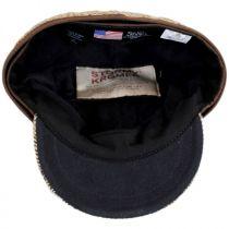 Harris Tweed Wool Button Up Cap alternate view 45