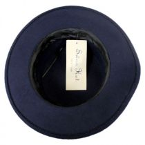 'Cashmere' Boater Hat in