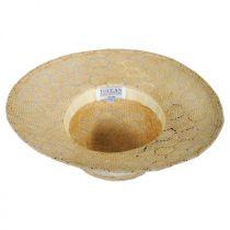 Bouquet Sisal Straw Sun Hat alternate view 4