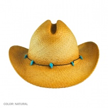 Calamity Straw Cattleman Western Hat alternate view 3