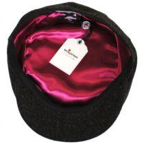 Magee Tweed Lambswool Ivy Cap in