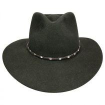 Diamond Jim Fur Felt Cowboy Hat in