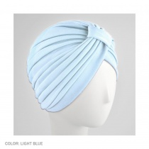 Soft Poly Turban in