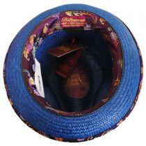 Legacy Panama Straw Fedora Hat in