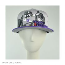 Transformers Megatron Heroic Stance 9FIFTY Snapback Baseball Cap