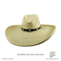 Disc Stud Hat Band