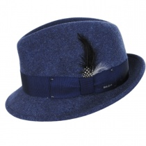 Tino Wool Felt Trilby Fedora Hat alternate view 36