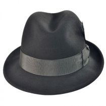 Tino Wool Felt Trilby Fedora Hat alternate view 2
