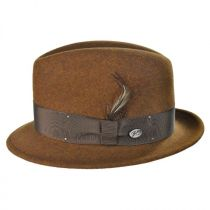 Tino Wool Felt Trilby Fedora Hat in