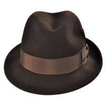 Tino Wool Felt Trilby Fedora Hat alternate view 12