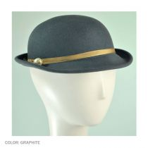 Heritage Collection 1930s Aviator Wool Felt Hat - Made to Order in