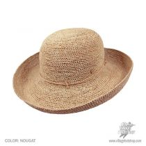 Provence 12 Raffia Straw Sun Hat in