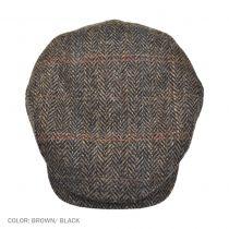 Hans Herringbone Ivy Cap with Earflaps