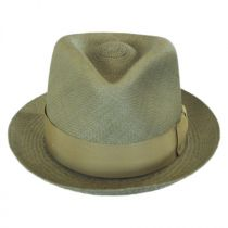 Havana Panama Straw Fedora Hat alternate view 12