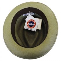 Havana Panama Straw Fedora Hat alternate view 14
