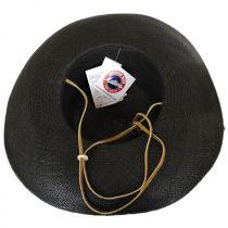 Gaucho Panama Straw Sun Hat alternate view 4