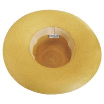 Panama Straw Floppy Hat in
