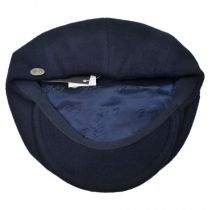 Galvin Solid Newsboy Cap alternate view 11