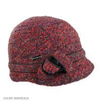 Ella Wool Blend Cloche Hat in
