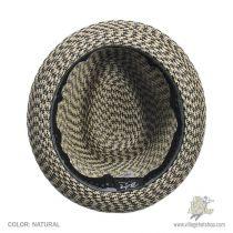 Mannes Poly Braid Fedora Hat alternate view 12