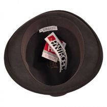 Charlie Wool LiteFelt Fedora Hat alternate view 4