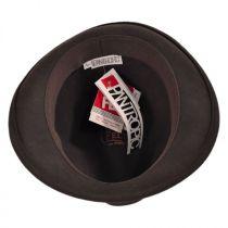 Charlie Wool LiteFelt Fedora Hat alternate view 14
