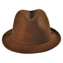 Charlie Wool LiteFelt Fedora Hat alternate view 18