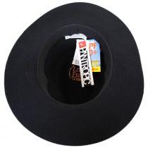 Taylor Wool LiteFelt Fedora Hat in