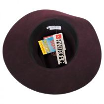 Taylor Wool LiteFelt Fedora Hat in