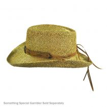 Star Conch Leather Hat Band