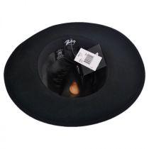 Hiram Wool Felt Fedora Hat in