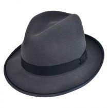 Benny Cashlux Cashmere Blend Fedora Hat in