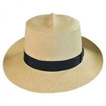 Roll Up II Panama Straw Fedora Hat alternate view 2