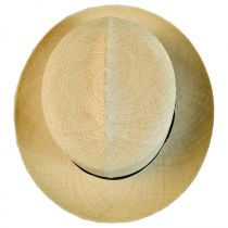 Roll Up II Panama Straw Fedora Hat alternate view 4