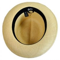 Roll Up II Panama Straw Fedora Hat alternate view 5